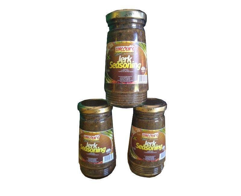 Natural Jamaican Wet Jerk Seasoning 11 Oz.