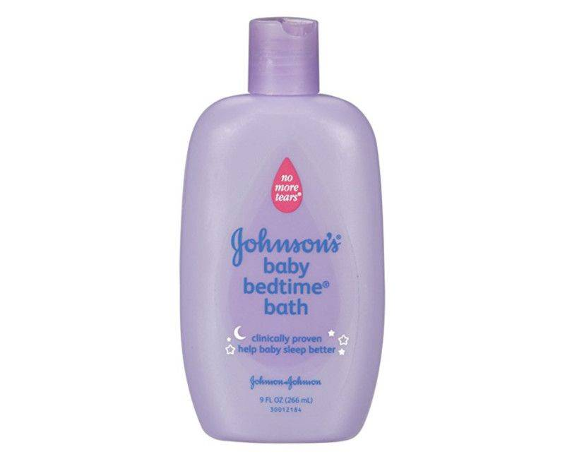 Johnson's Bedtime Baby Bath 9 FL. OZ.