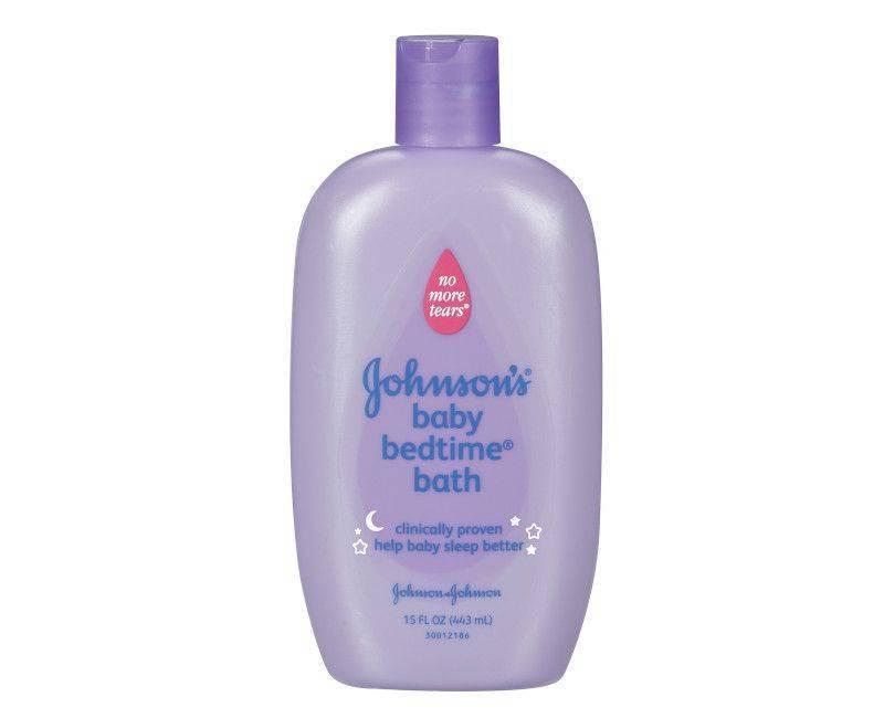 Johnson's Bedtime Baby Lotion 15 FL. OZ.