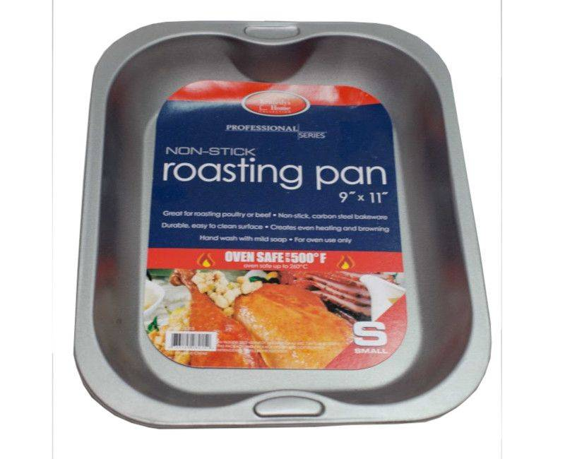 "Kennedy's Home Collection Professional Series Non-Stick Roasting Pan 9"" x 11"""