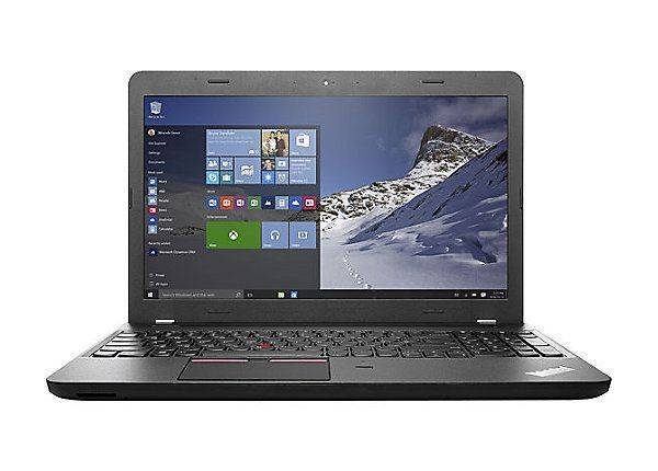Lenovo ThinkPad E560 20EV - Core i5 6200U 2.3 GHz - Win 7 Pro 64-bit