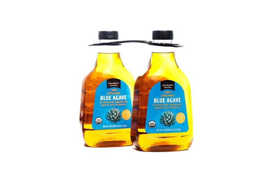 Member's Selection Blue Agave Syrup 44 oz