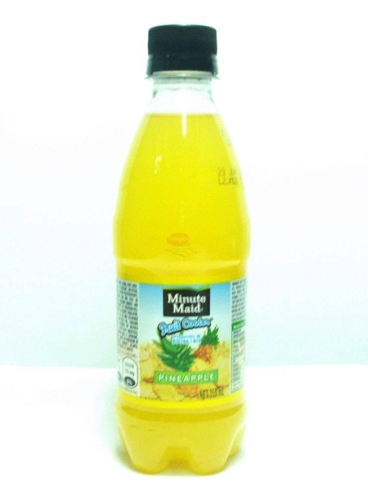 Minute Maid Fruit Cooler Pineapple 591ml