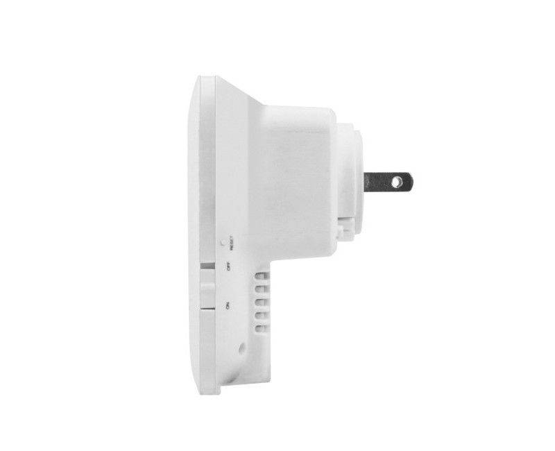 Next Solutions Kronos 301 Wireless-N Wall Plug In Universal Range Extender side view
