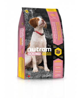 S2 Nutram Sound Balanced Wellness Natural Puppy Food 2.27kg