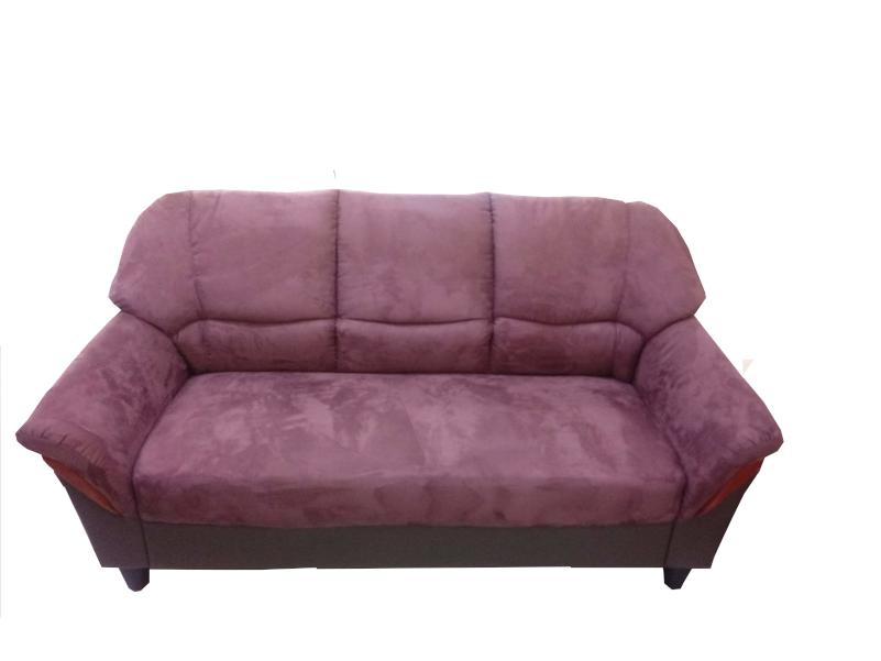 3-Piece Microfiber Sofa Set