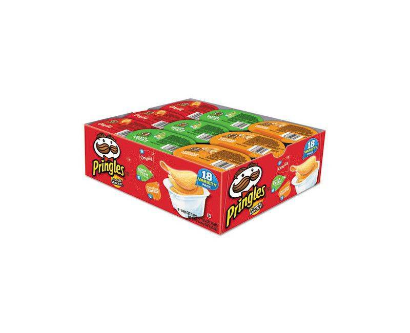 Pringles Variety Pack 0.7oz 48 Count
