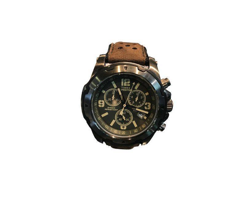 Timex Expedition Sierra rugged outdoor construction