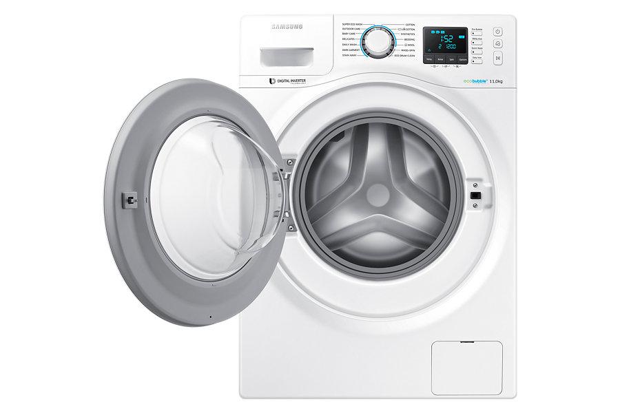 Samsung 10KG Front Load Inverter Washer opened