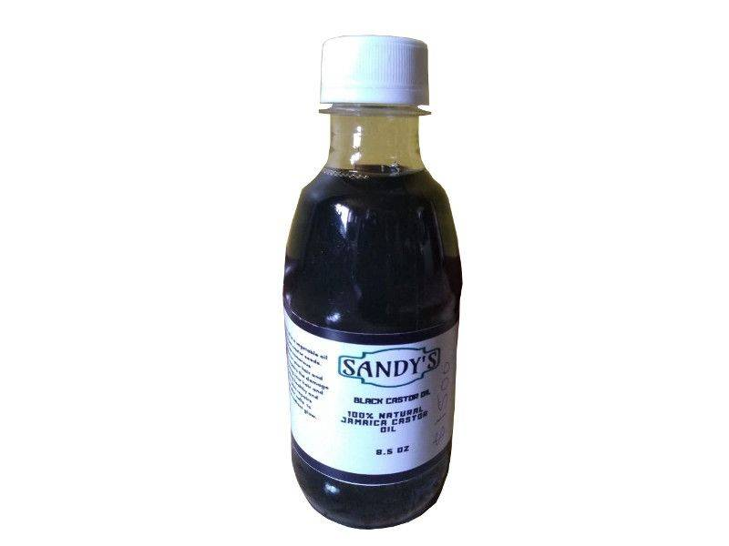 Sandy's Jamaican Black Castor Oil 8.5 OZ.