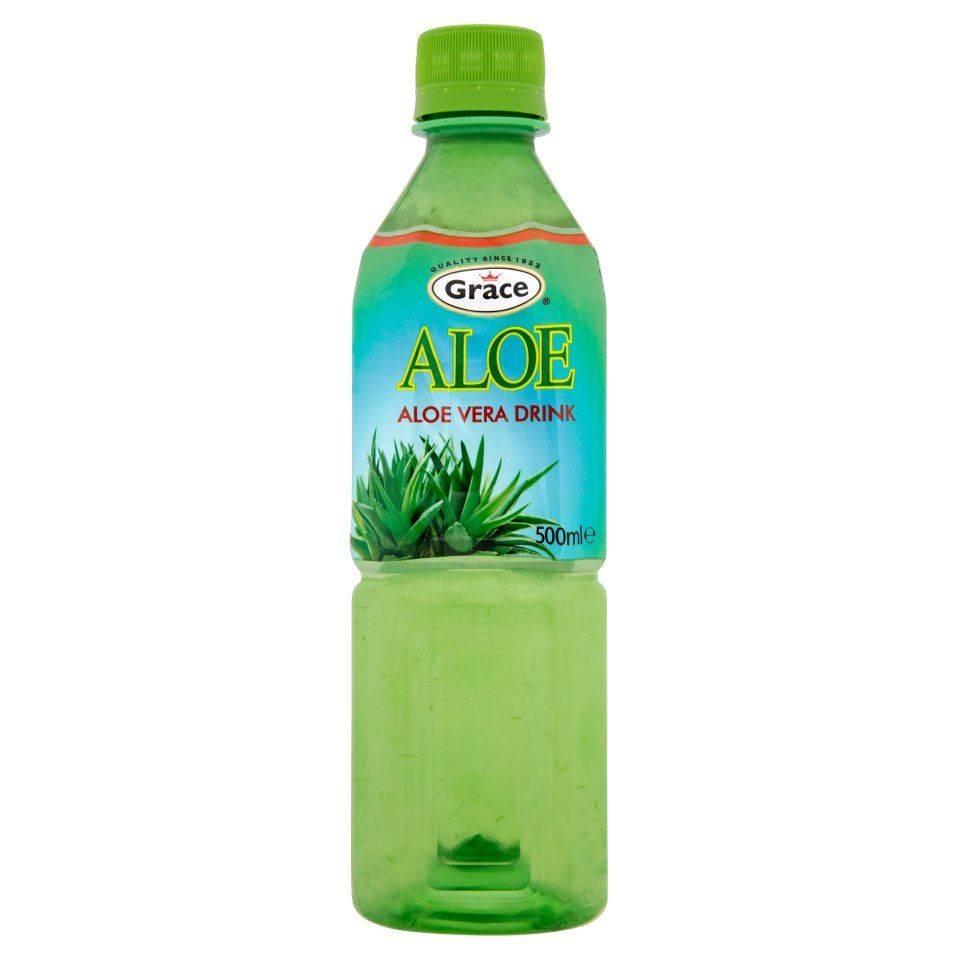 Grace Aloe Vera Drink 500ml