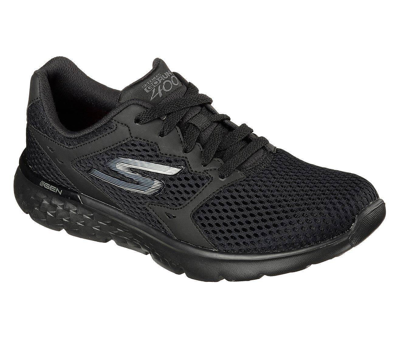 Skechers GORUN 400 Black sneakers for Women -7.5