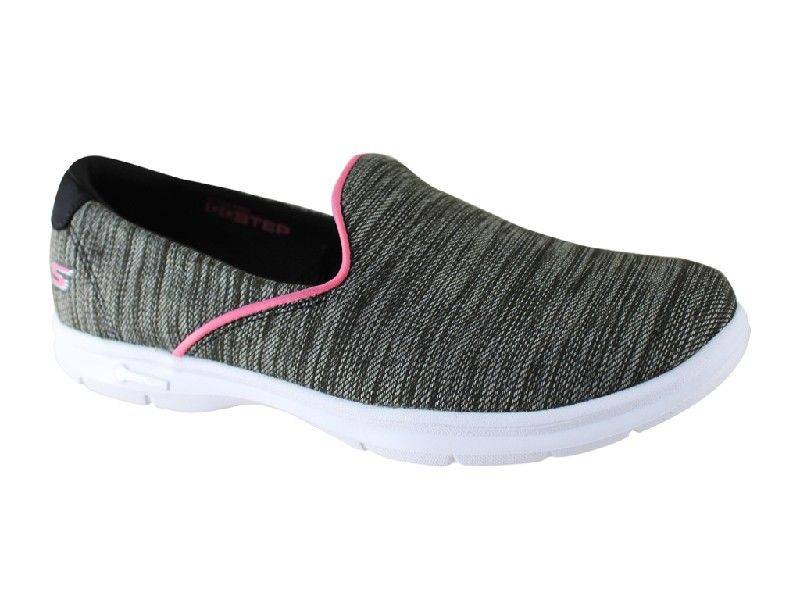 Skechers Limitless for Women in Black and Pink 14225-8.5