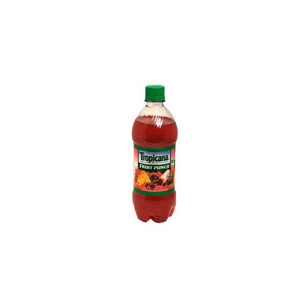 Tropicana Fruit Punch 591ml