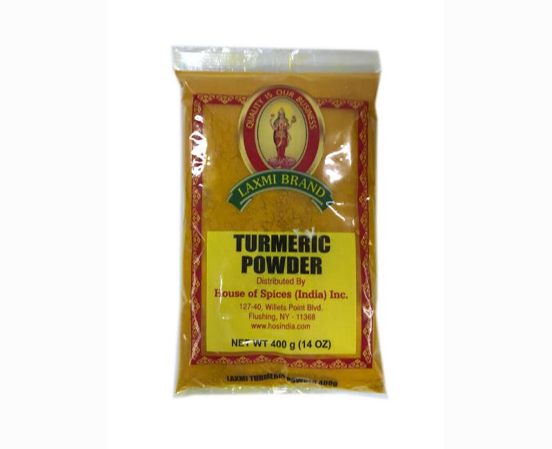 Turmeric Powder Laxmi Brand - Quality Is Our Business 400g