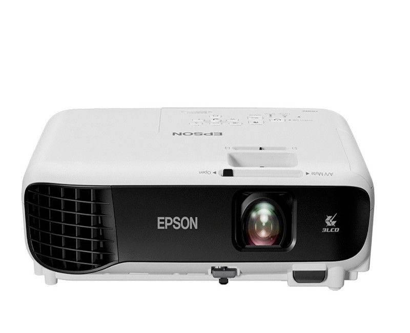Epson PowerLite S41+ 3LCD Projector