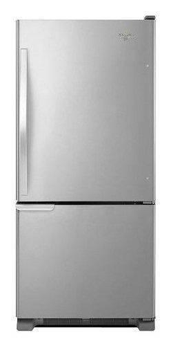 Whirlpool Refrigerator 19 Cubic Bottom Freezer