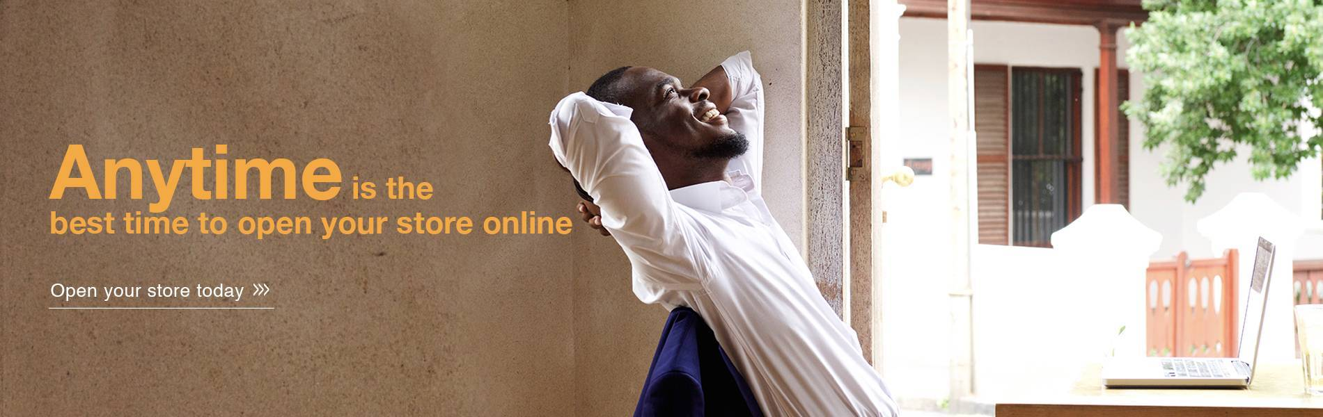 Sell all your products online in Jamaica