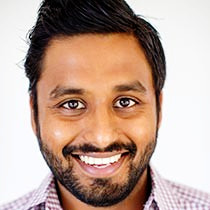 Satyam Verma Headshot