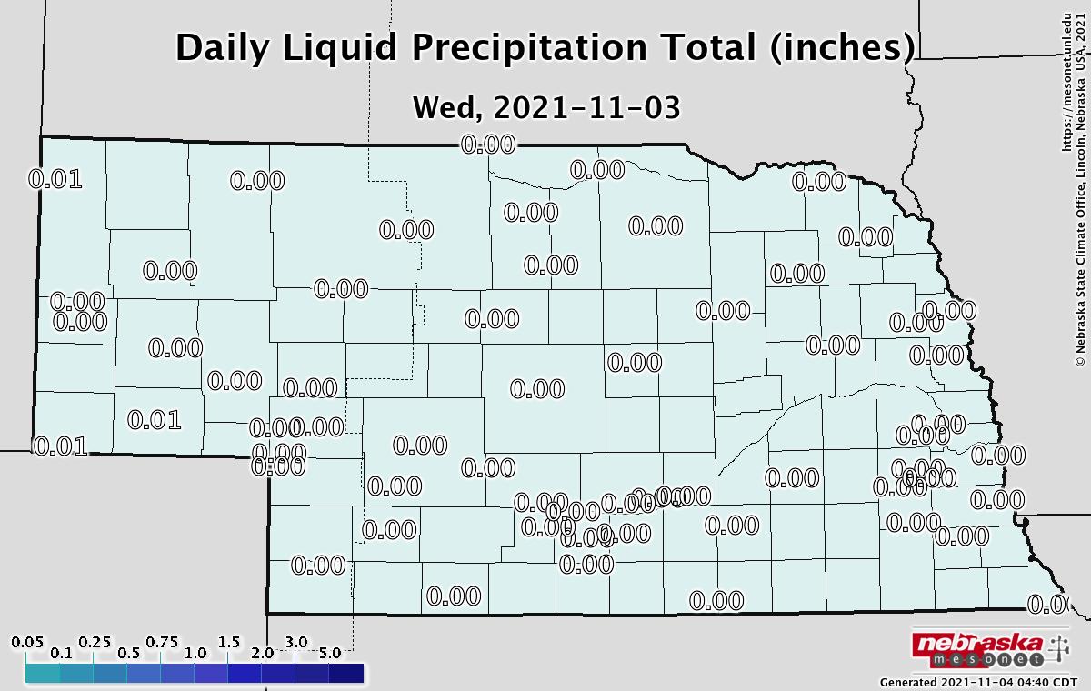 Precipitation Summary For The High Plains Region Cropwatch