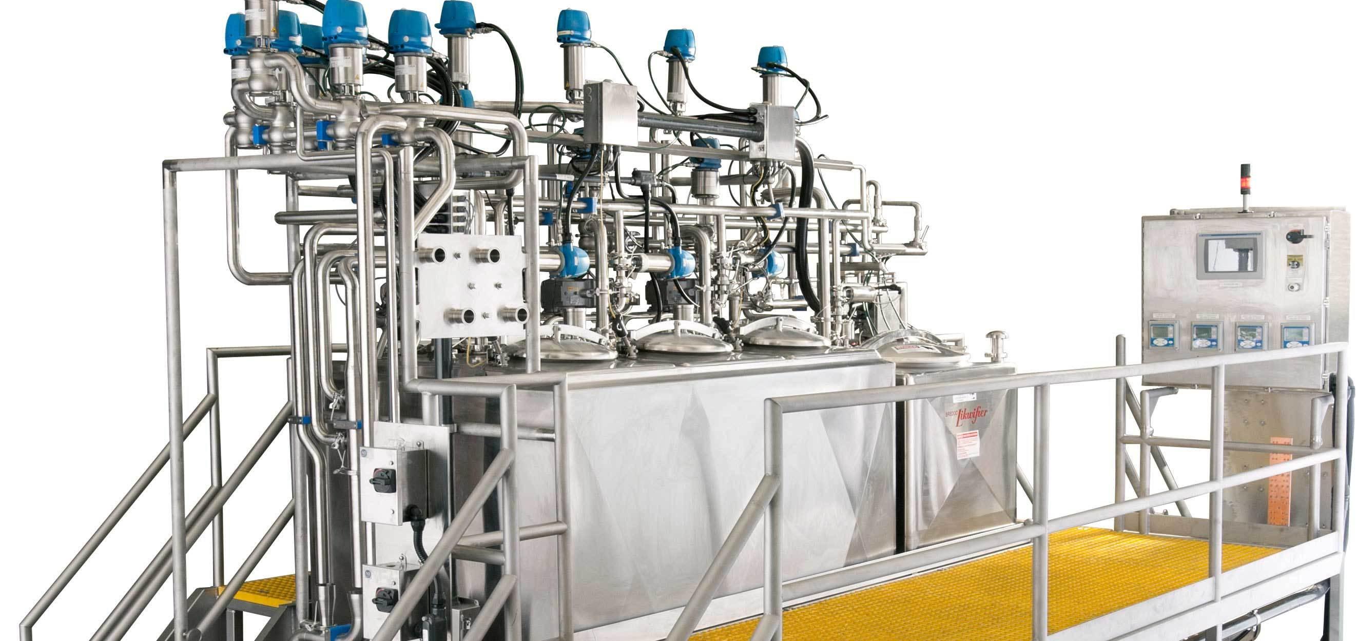Unilever Modular Leadin