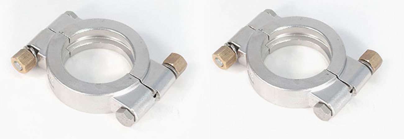 News Lead In Photo High Pressure Clamps