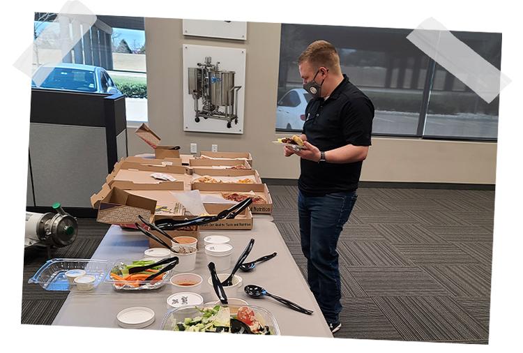 Employee Appreciation Lunch