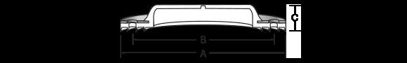 Flat Pipetite Dimensions