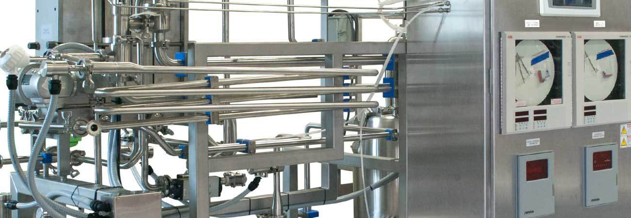 Htst System For Pasteurization