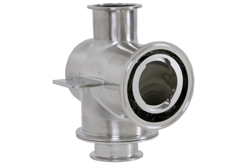 Jacketed Pipe Connection