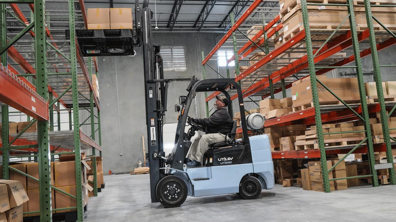 North Carolina Forklift
