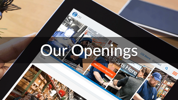Our Openings