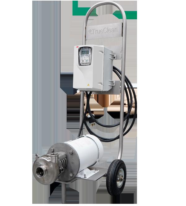 Ampco Pump Cart Option 2