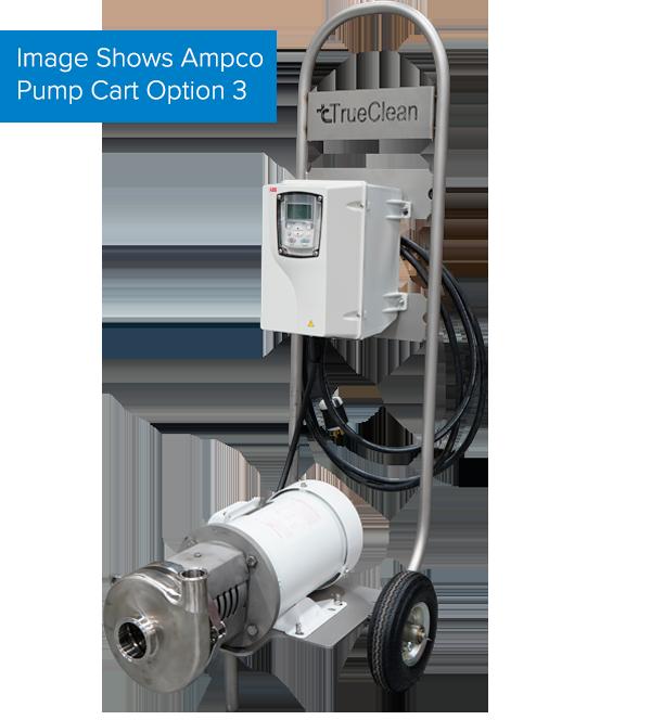 Ampco Pump Cart Option 4