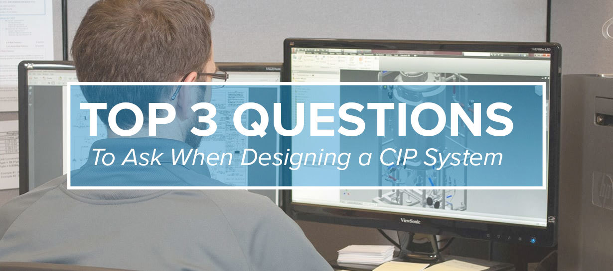 Top 3 Questions to Ask When Designing a CIP System Video