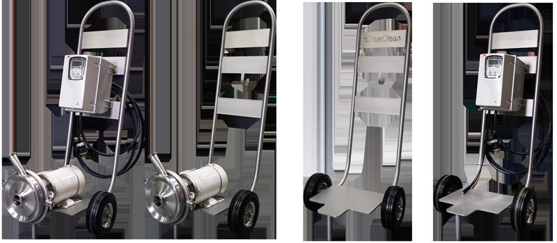 Build Your Pump Cart: Options