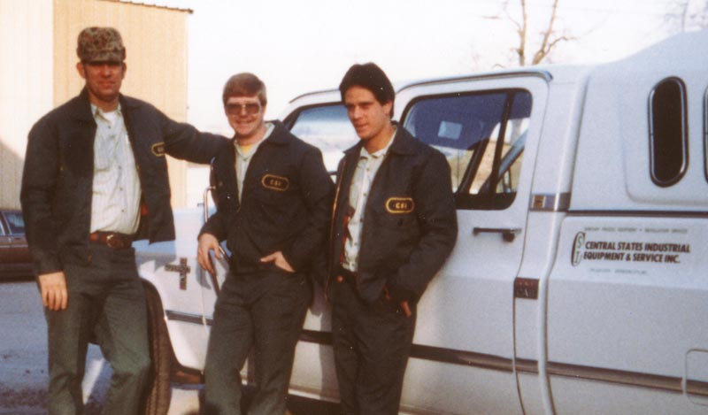 Jim, Kelly, and Steve