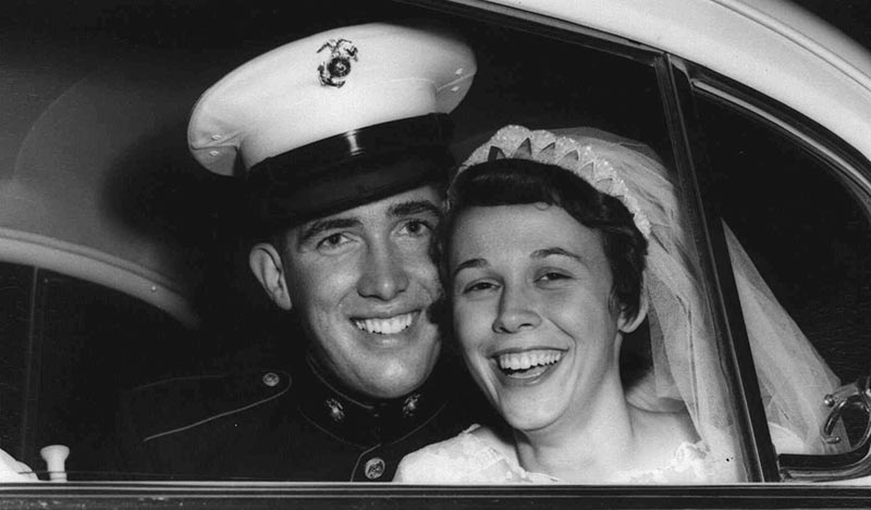 Jim and Shirley Wedding