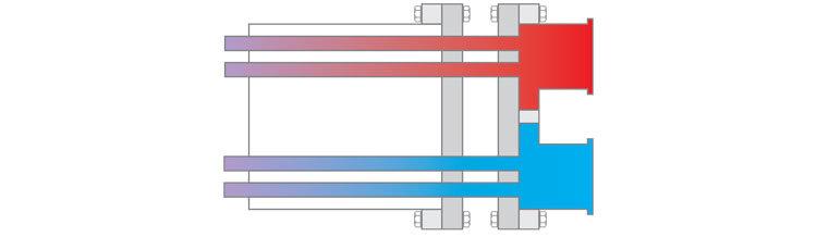 Types of Heat Exchangers - Double Tube Sheet Design