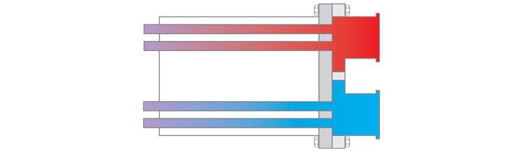 Types of Heat Exchangers - Single Tube Sheet Design