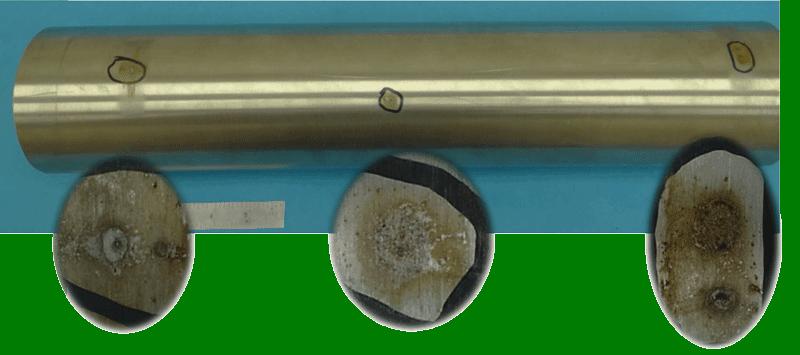 304 Tube Pitting Sample