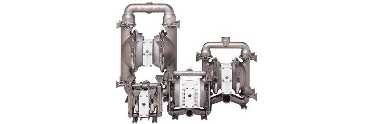 Air Operated Diaphragm Pump - Wilden Saniflo Series