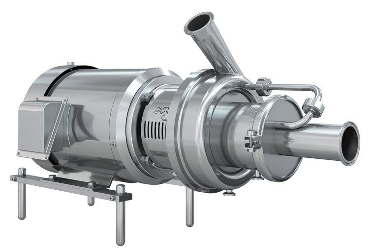 Alfa Lava LKH Self-Priming Pump