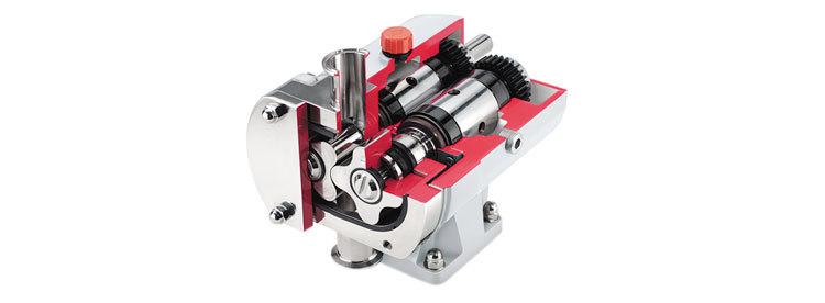 Rotary Lobe Pump - Alfa Laval SX Series
