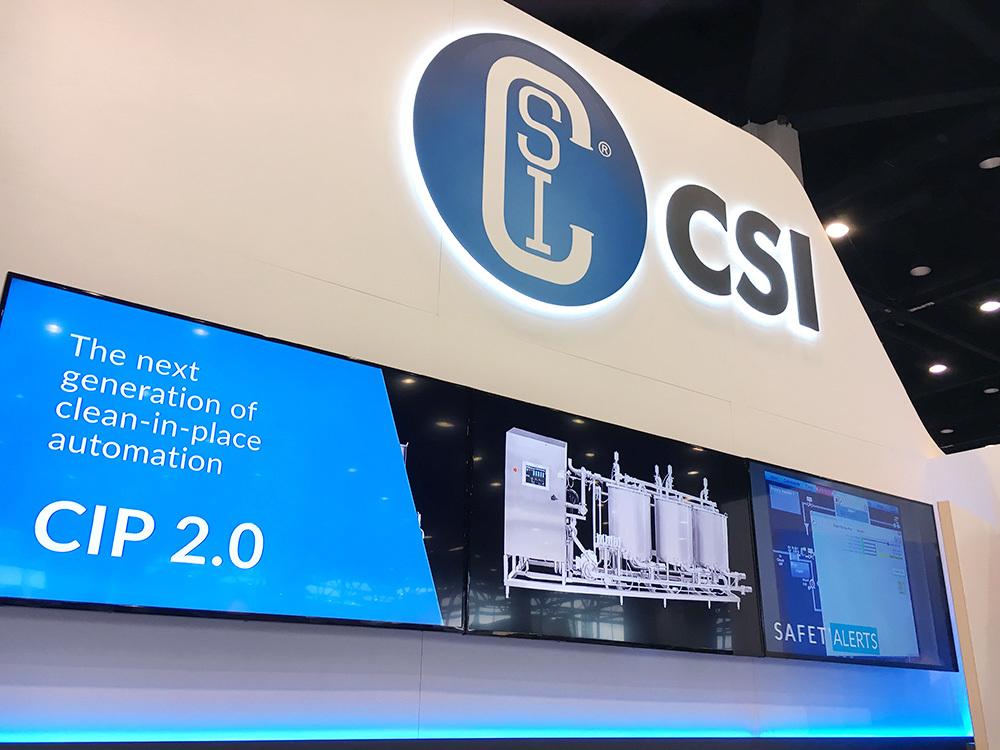 CSI CIP