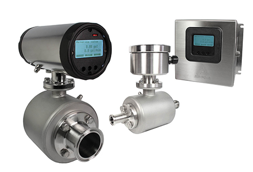 Instrumentation Flow Meters