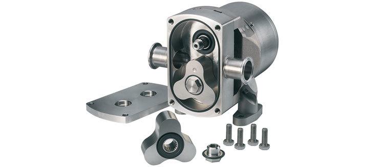 Rotary Lobe Pump - Alfa Laval OptiLobe Series