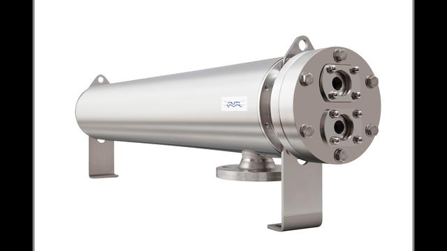 Alfa Laval Double Tube Sheets Heat Exchanger