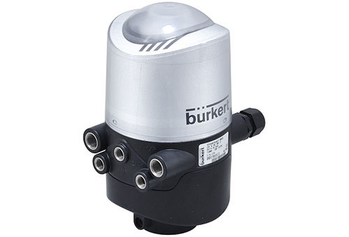 Valve Control Burkert 8681