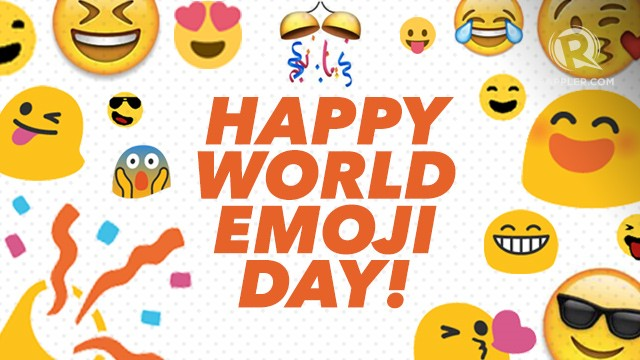 Today is world Emoji Day! You encounter emojis on a regular basis in your tech-savvy lifestyle, but what is the history of emojis? They're definitely a cultural phenomenon, as they originated from Japan, which you may have already guessed based on their name.